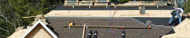 Roofing Mats
